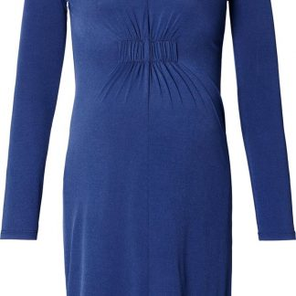 Noppies Zwangerschapsjurk Jonna - Medium Blue - L