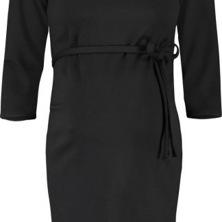 Noppies Zwangerschapsjurk Paris Solid - Black - Maat M