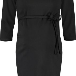 Noppies Zwangerschapsjurk Paris Solid - Black - Maat XL