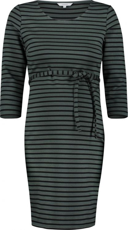 Noppies Zwangerschapsjurk Paris - Urban Chic Stripe - Maat XL