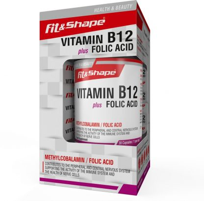 Vitamine B12 plus Foliumzuur