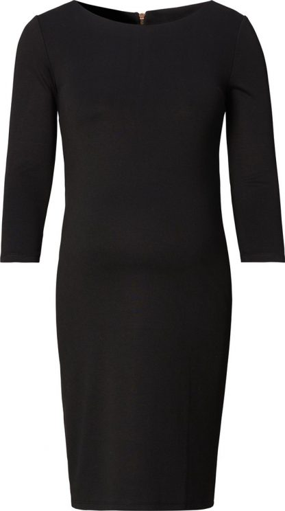Noppies Zwangerschapsjurk Dress - Black - XL